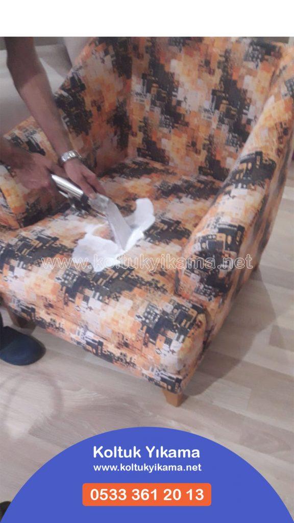 Sandalye Yıkama